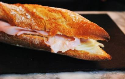 Le jambon fromage